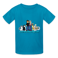 Kids' Shirts ~ Kids' T-Shirt ~ Snow Dogs Vlogs - Kid's T-Shirt