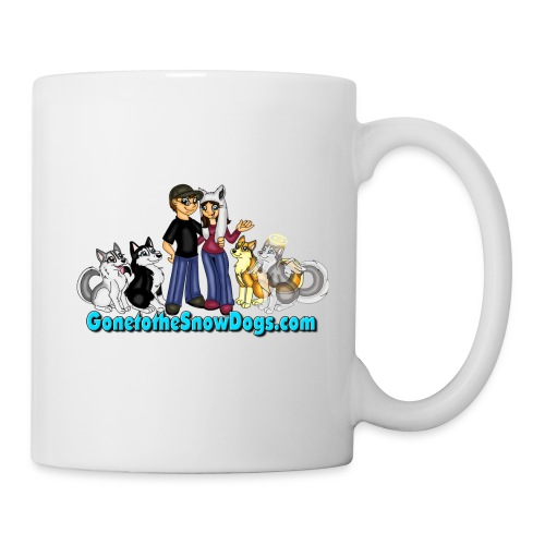 Snow Dogs Vlogs - Coffee Mug - Coffee/Tea Mug