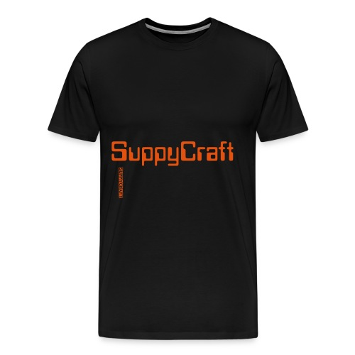 SuppyCraft Unisex TEE - Men's Premium T-Shirt