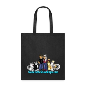 Snow Dogs Vlogs - Tote Bag - Tote Bag