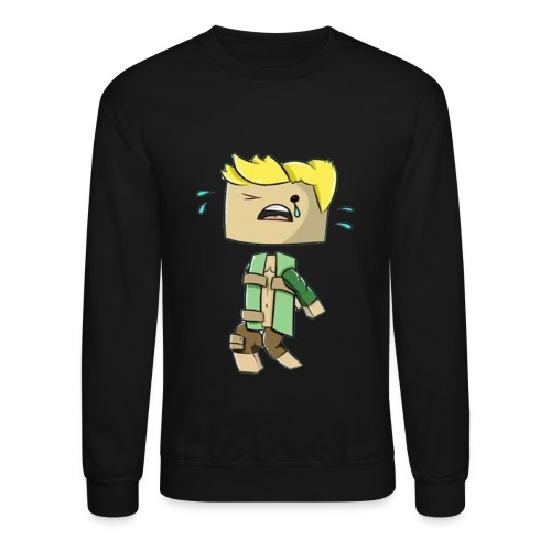 Minecraft GOG Men's Crewneck Sweater - Crewneck Sweatshirt