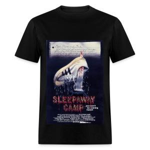 Men's SleepAway Camp T-shirt - Men's T-Shirt