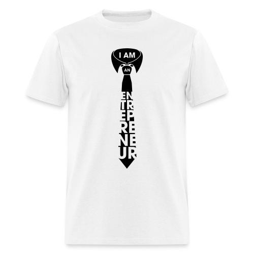 I AM AN ENTREPRENEUR T-Shirt - Men's T-Shirt