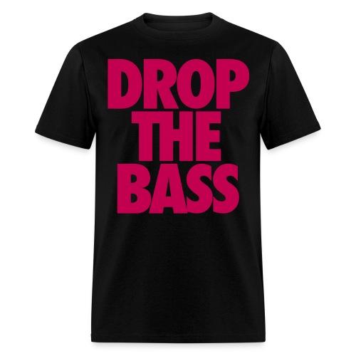 Drop The Bass - Men's T-Shirt