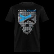 T-Shirts ~ Men's T-Shirt ~ Noxxic Skull
