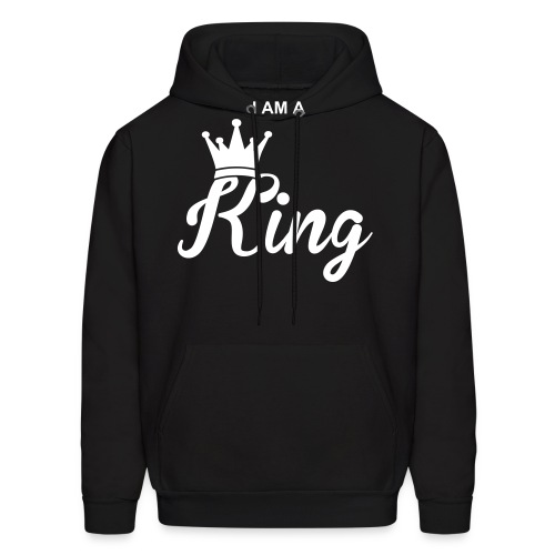 I am a King Sweater - Men's Hoodie