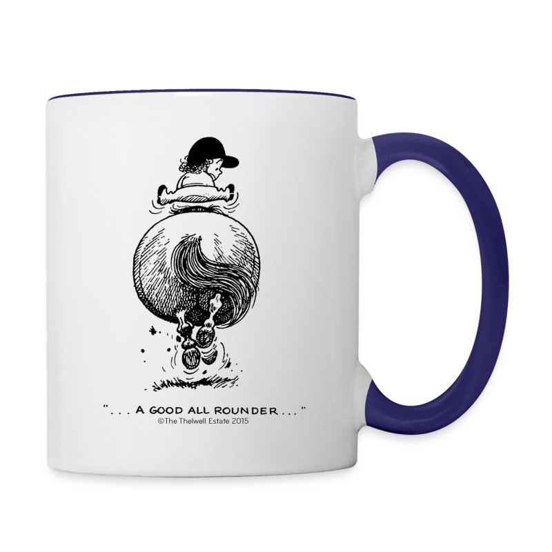 PonyGalopp Thelwell  - Contrast Coffee Mug