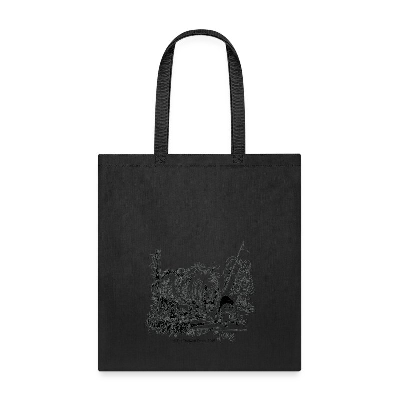 PonyFail Thelwell Cartoon - Tote Bag