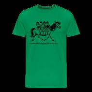 T-Shirts ~ Men's Premium T-Shirt ~ Article 100809916