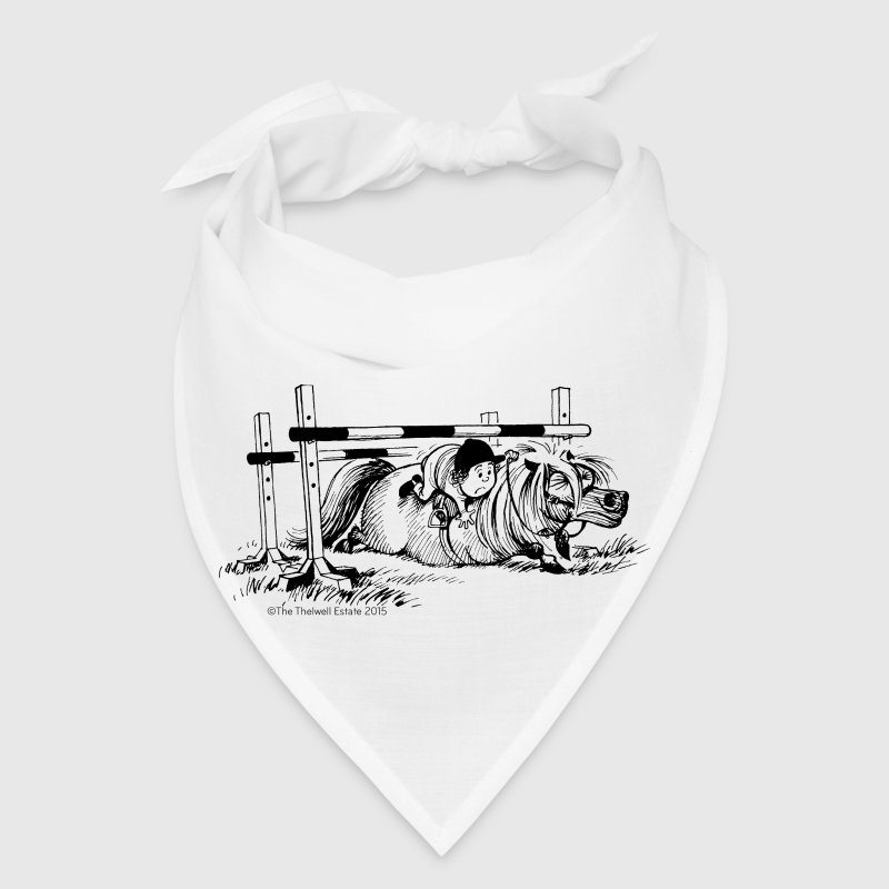 PonyFall Thelwell Cartoon Caps - Bandana