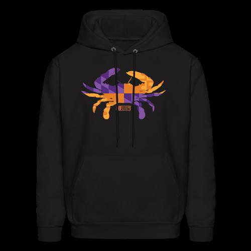 Crab Flag Hoodie - Men's Hoodie