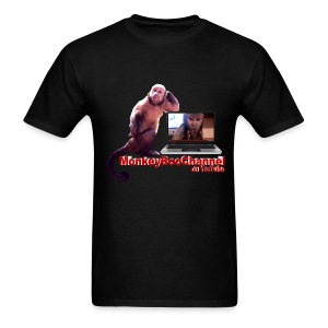 MonkeyboochannelM - Men's T-Shirt