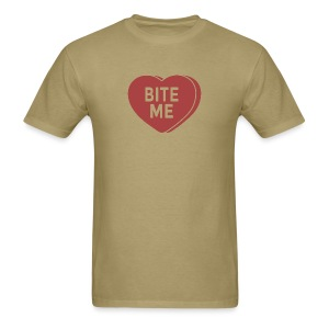 Bite Me - Men's T-Shirt