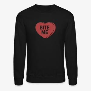 Bite Me - Crewneck Sweatshirt