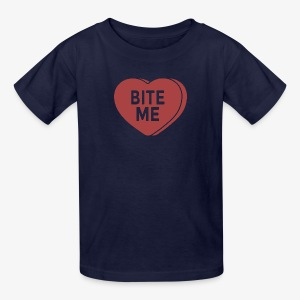 Bite Me - Kids' T-Shirt