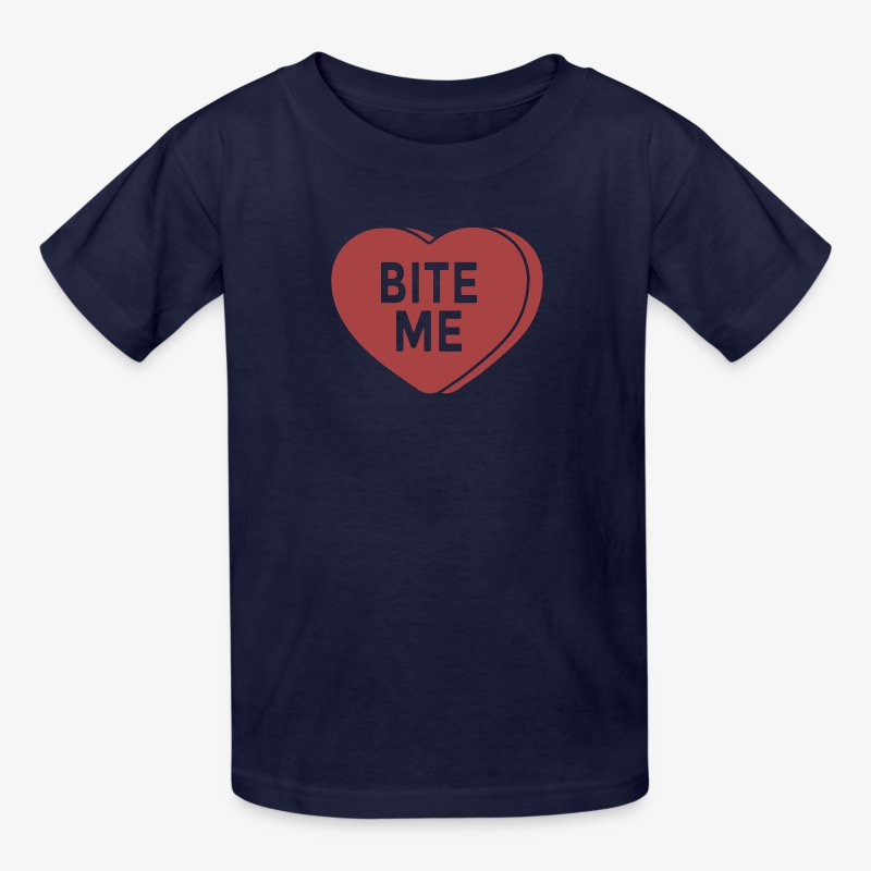 Bite Me - Kids' T-Shirt