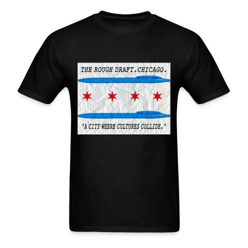 Rough Draft Chicago - Men's T-Shirt