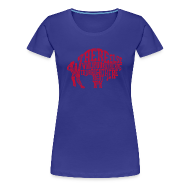 T-Shirts ~ Women's Premium T-Shirt ~ Right Here, Right Now