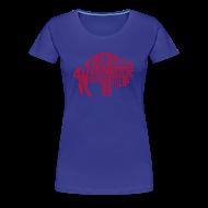 Women's T-Shirts ~ Women's Premium T-Shirt ~ Right Here, Right Now