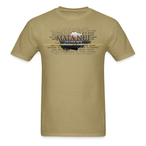 Mata Nui: The Online Game: Collector's Edition - Men's T-Shirt