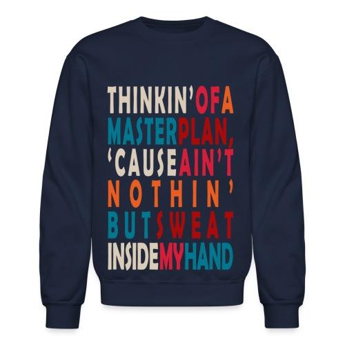 80's God MC - Crewneck Sweatshirt