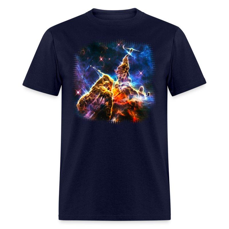Mystic Mountain, Carina Nebula, Space, Galaxy, T-Shirt ...