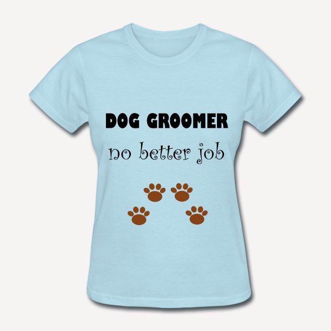 Dog Groomer Job