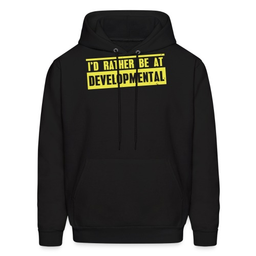 Developmental (Men, Hoodie) - Men's Hoodie