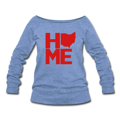 Womens (HOME) - Women's Wideneck Sweatshirt