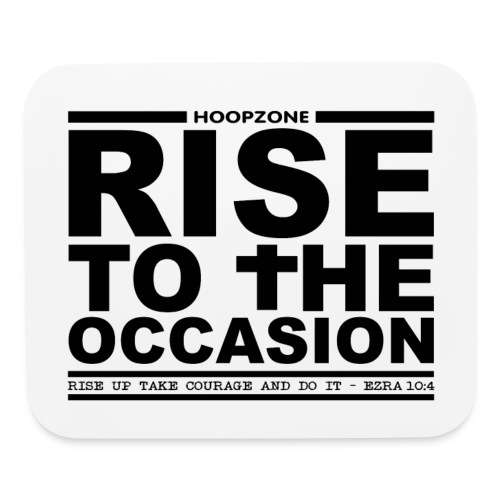 RISE Mouse Pad - Mouse pad Horizontal