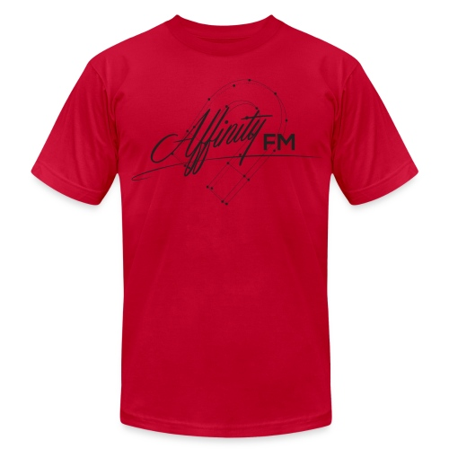 *Recommended* American Apparel Affinity FM T-Shirt - Men's Fine Jersey T-Shirt