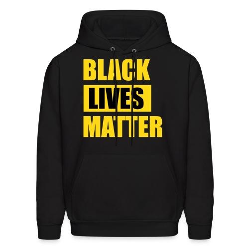 Black Lives Matter Hoody Hoodie Sweatshirt - Men's Hoodie