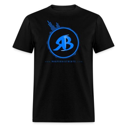 RB Black T-Shirt - Men's T-Shirt