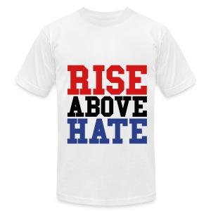 Rise above hate shirt - Men's Fine Jersey T-Shirt
