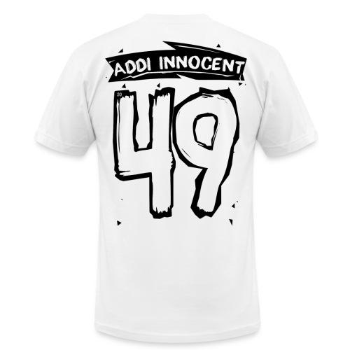 #FREEWORLBOSS 2.0 - BLACK - Men's Fine Jersey T-Shirt