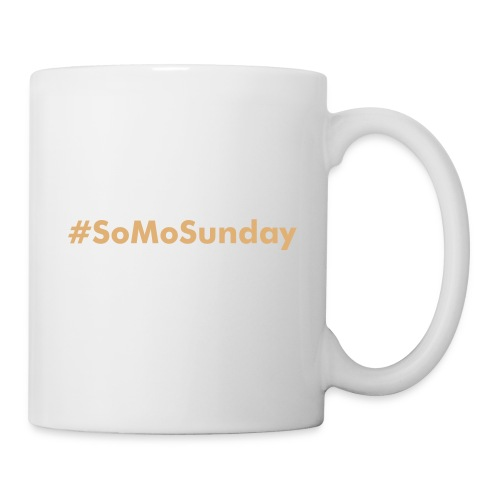 #SoMoSunday Mug - Coffee/Tea Mug