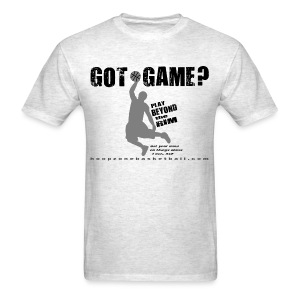 Got Game w/dark art - Men's T-Shirt