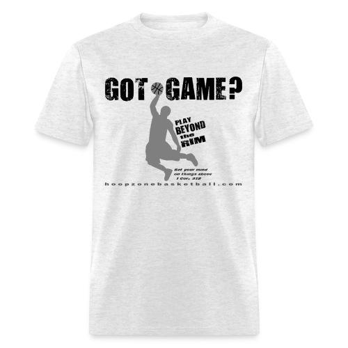 Got Game w/dark art - Men's T-Shirt