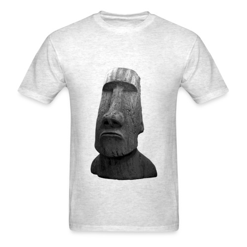 Moai Easter Island Head - Men's T-Shirt