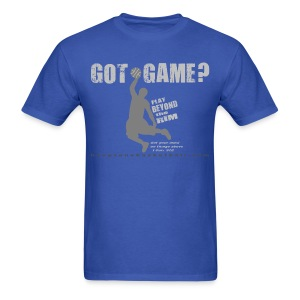 Got Game w/light art - Men's T-Shirt