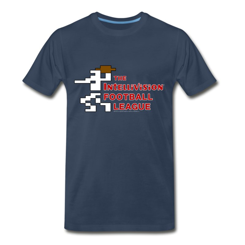 Intellivision Football League premium shirt - Men's Premium T-Shirt