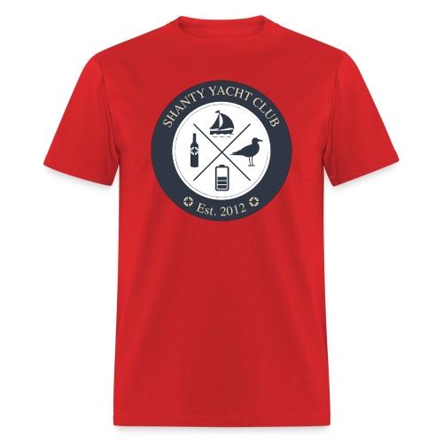 Men's Main Shanty Logo - Men's T-Shirt