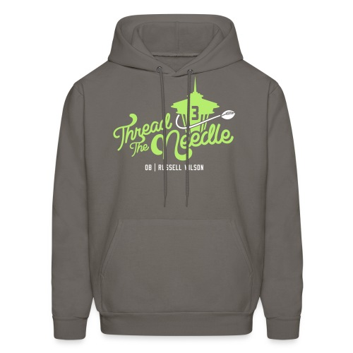 Thread the Needle (Russell Wilson #3) - Men's Hoodie