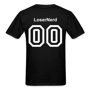 Loser Nerd tee - Men's T-Shirt
