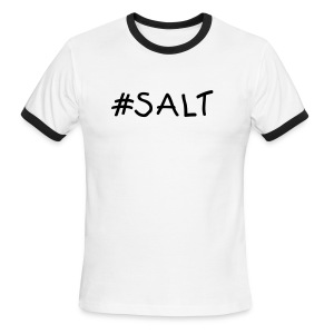 #Salt tee - Men's Ringer T-Shirt