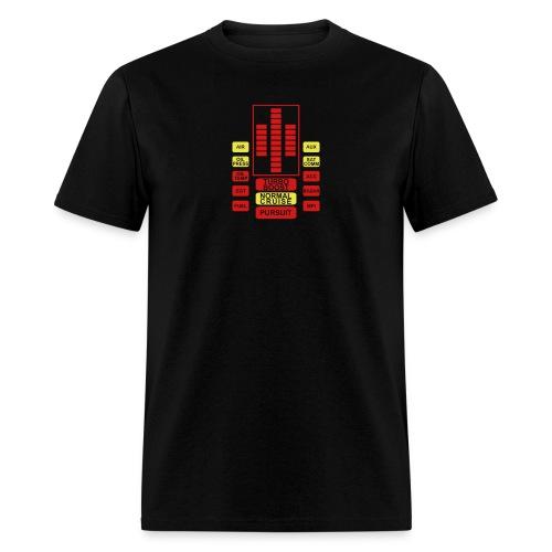 V-Labs Knight Rider Tee - KITT - Men's T-Shirt