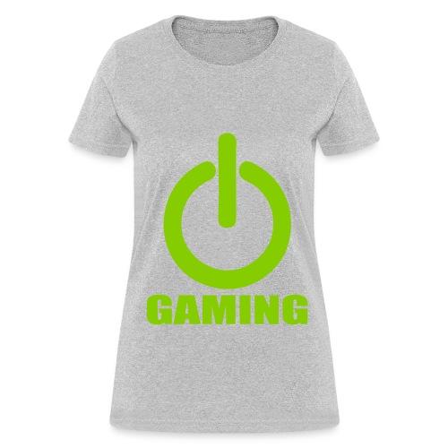 X box gamers for girls - Women's T-Shirt