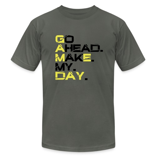 Game Day - Men's Fine Jersey T-Shirt