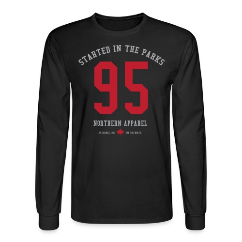 Started In The Parks - Men's Long Sleeve T-Shirt