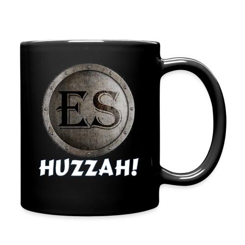 Huzzah Shield - Full Color Mug